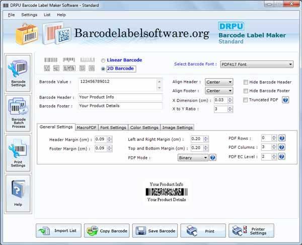 Windows 7 Barcodes 7.3.0.1 full